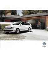 2013 Volkswagen JETTA SPORTWAGEN sales brochure catalog US 13 VW TDI wagon - $9.00