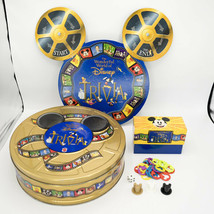 1997 The Wonderful World of Disney Trivia Game By Mattel 95% Complete - $29.95