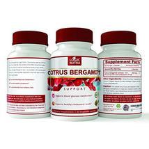 Logic Nutra Bergamot Capsules Cholesterol Support, Gluten Free, Vegan, 60 Capsul image 4
