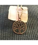 686 Wealth Money & Luck Spells Bronze Tree Of Life Wiccan Magick Pendant... - $19.80