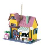 CUPCAKE BAKERY Wooden Birdhouse - $22.42