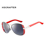 HDCRAFTER HD9031 Fashion Oval Luxury Outdoor Lady's sunglasses - $18.98