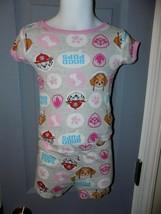 Paw Patrol 2 Pieces Pajamas Pink Go Skye Good Pups Size 24 Months Girl's... - $15.39