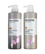 Pantene Charcoal Purifying Root Shampoo & Soothing Cream Rinse Condition... - $23.36