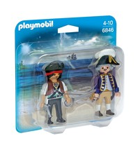 PLAYMOBIL Pirate and Soldier Duo Pack - $12.69