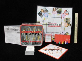 Desperate Housewives Dirty Laundry Board Game 2+ Players Ages 13+ Tin Box - $8.90