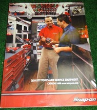 Snap On Quality Mechanic Tools 2008 Catalog # 1000 - $19.59