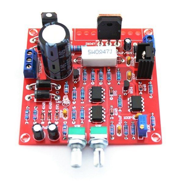 Original Hiland 0-30V 2mA - 3A Adjustable DC Regulated Power Supply Module DIY