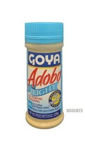 Goya Adobo Light All Purpose Seasoning Without Pepper Sin Pimienta 8 Ounces - $7.91