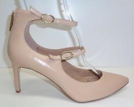 BCBG BCBGeneration Size 9 M ZALUCA Beige Leather Heels Pumps New Womens ... - £87.89 GBP