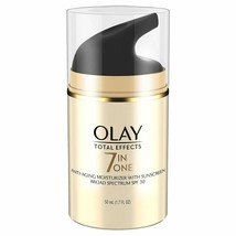 Olay Total Effects 7-in-1 Anti-Aging Daily Moisturizer Cooling Hydration... - $28.46