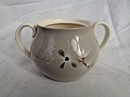 Royal Doulton Sugar Bowl Frost Pine Made in England Tea Service - $8.54