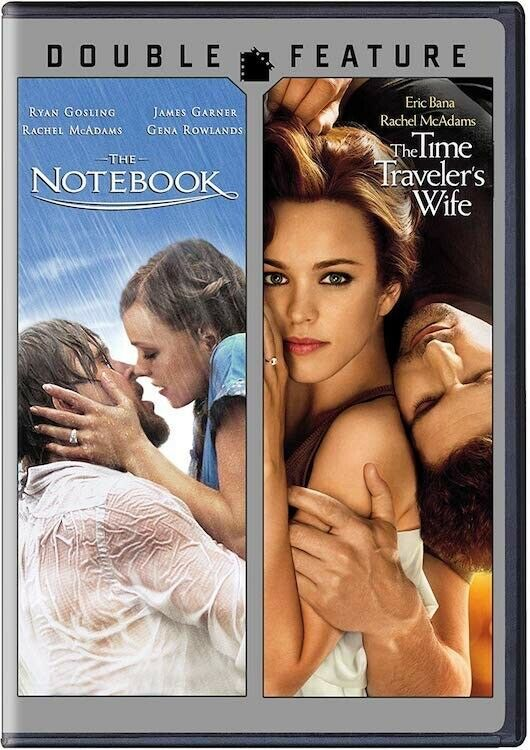 Primary image for The Notebook/The Time Travelers Wife (DVD, 2014, 2-Disc Set)