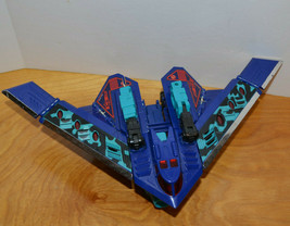 VINTAGE G2 TRANSFORMERS DREADWING ACTION FIGURE STEALTH FIGHTER 1993 HASBRO - $13.26