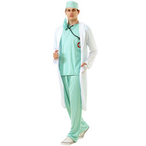 Dashing Doctor Adult Costume, XL - $29.95