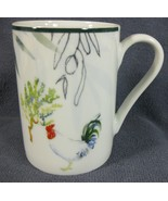 PROVENCE ROOSTER Coffee Mug Tabletops Unlimited Gallery 10oz  - $11.95