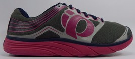 Pearl Izumi EM Road N 2 Women's Running Shoes Size US 7.5 M (B) EU 38.5 Gray