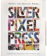Silver Pixel Press 1996 Photo & Imaging Books Catalog - $1.75