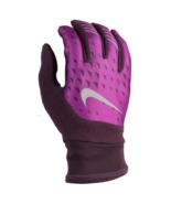 Nike Women's M Therma-Fit Elite 2.0 Run Gloves MODEL NRGH0-676 Medium Pu... - $26.34