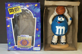 M&M Limited Edition Sport Candy Dispenser Basketball - $21.22