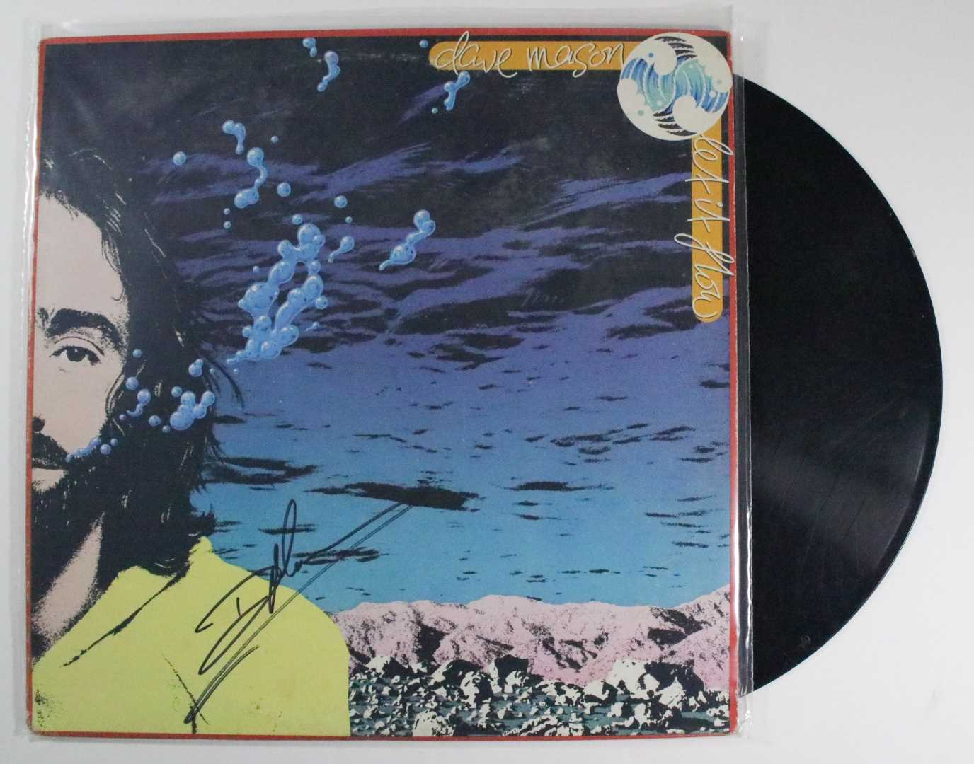 "Primary image for Dave Mason Signed Autographed ""Let It Flow"" Record Album"