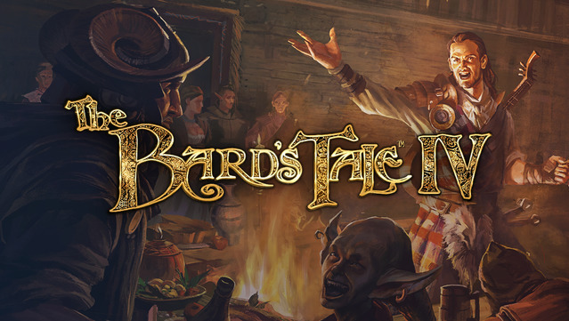 Primary image for THE BARD'S TALE IV BARROWS DEEP