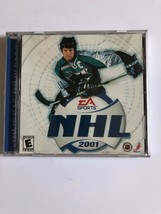 NHL 2001 EA Sports Windows 98 & 95 - $6.99