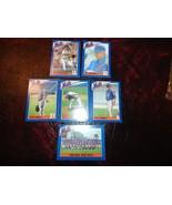 1990 KAHNS  6 CARD METS LOT  INC. TEAM CARD ODDBALL - $0.74