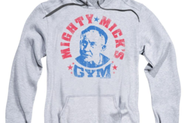 Rocky Mighty Micks Gym Graphic Hoodie Retro 70's 80's Movie Balboa Boxing MGM113 image 3