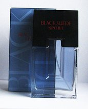 Avon Black Suede Sport Eau De Toilette Natural Spray 100ml - 3.4oz - $25.99