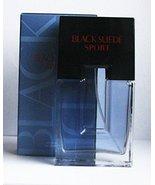 Avon Black Suede Sport Eau De Toilette Natural Spray 100ml - 3.4oz - $25.99