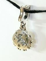 New Authentic Pandora S925 ALE Harry Potter Hufflepuff Dangle Charm 798832C01 - $14.24