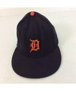 DD Men's Size 7 1/2 New Era Distressed Baseball Ball Cap Hat Authentic  - $21.49