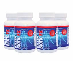 Youngevity Sirius Ultimate Killer Biotic Fx 60 capsules 4 Pack Free Ship... - $145.05
