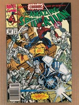 Amazing Spider-Man #360 Marvel Comic Book FN+ Condition 1st Carnage 1992 - $19.99