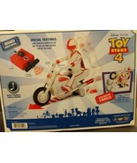 New Duke Caboom Disney Pixar Toy Story 4 remote control motorcycle ️  - $89.50