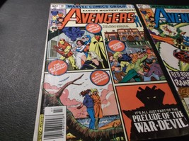 AVENGERS Issues 197 & 198 * Beast Gets Drunk, Red Ronin & Ms. Marvel Pre... - $8.00