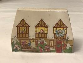 1981  Sealed Hallmark Holiday Matches Santa's Workshop Cardboard Box Toys - $6.93