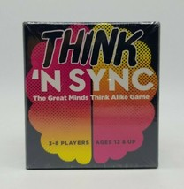 Think 'N Sync The Great Minds Think Alike Game Family / Party Card Game ... - $14.73