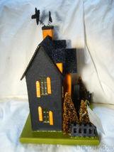 Bethany Lowe Halloween Haunted House with Light  image 4