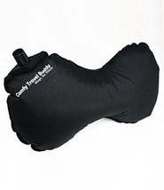 Air Pillow For Car Airplane Bus Train Home Comfort Travel Buddy Lumbar H... - $21.62