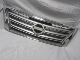 OEM 2013 2014 2015 Nissan Sentra Front Grille Grill Chrome & Silver - $89.99