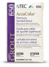 TEC AccuColor Premium Sanded Grout - 25 lb Summer Wheat 982 - $69.34