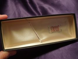 Vintage Cross Writing Instrument Pen W/ Box  image 10