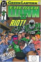 Green Lantern Emerald Dawn II Comic Book #5 DC Comics 1991 NEAR MINT UNREAD - $2.99