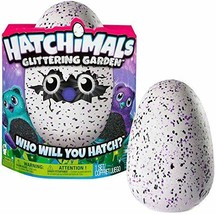 Glittering Garden Hatchimals Bearakeet Interactive Egg Target Exclusive NEW - $299.99