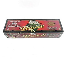 2004 Topps Baseball Factory Set Complete Series I & II 732 Cards - $70.43