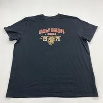 Disney Parks T-Shirt Mens 2XL XXL Black Crew Neck Disney Grumpy Patchwor... - $17.99