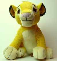 "Simba Cub plush Lion King Kohls Care toy 12"" - $7.87"
