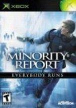 Minority Report- Xbox [Xbox] - $20.37